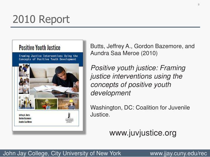 2010 Report