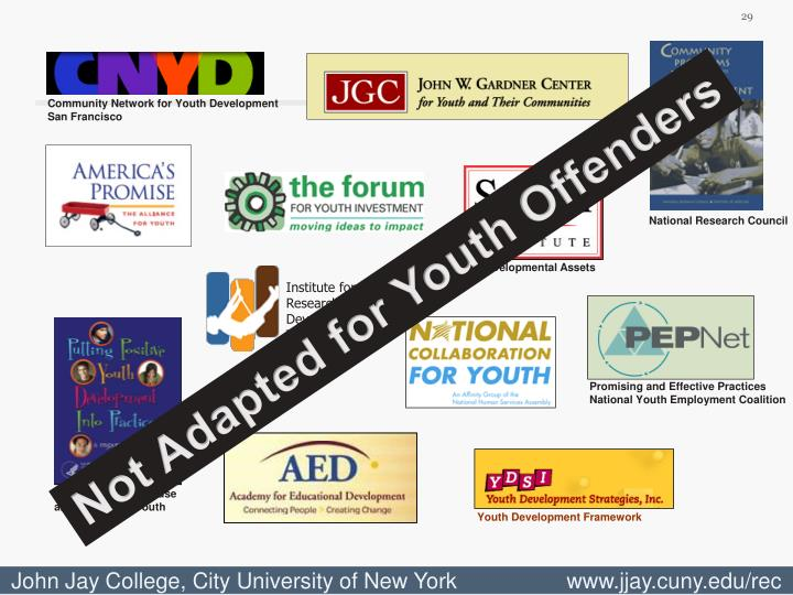 Community Network for Youth Development
