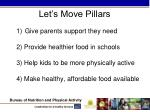 let s move pillars