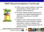 nwa recommendations continued1