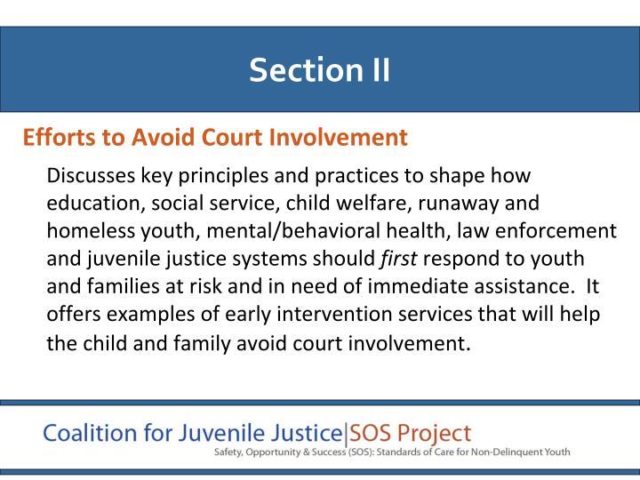 Section II