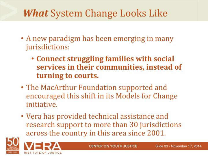 A new paradigm has been emerging in many jurisdictions: