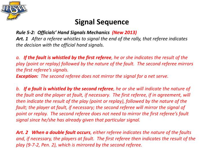 Signal Sequence