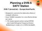 planning a dvb s datv station5