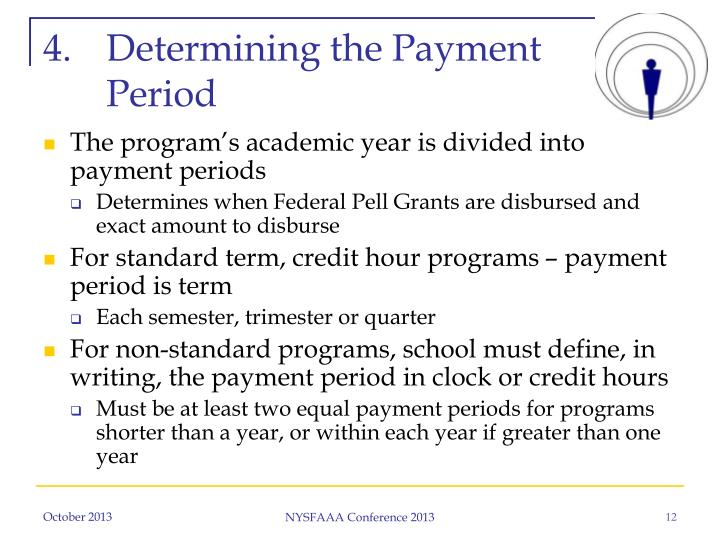 Determining the Payment Period