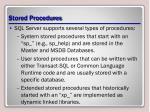 stored procedures1