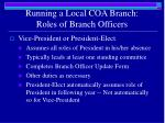 running a local coa branch roles of branch officers1