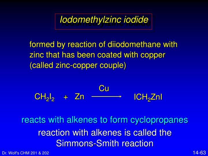Iodomethylzinc iodide