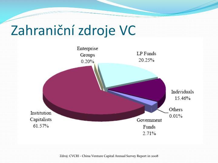 Zahraniční zdroje VC