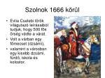 szolnok 1666 k r l