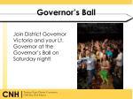 governor s ball