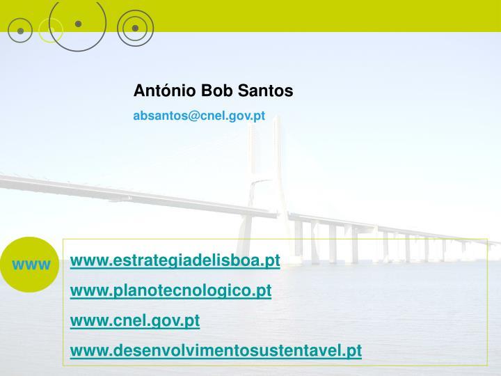 António Bob Santos