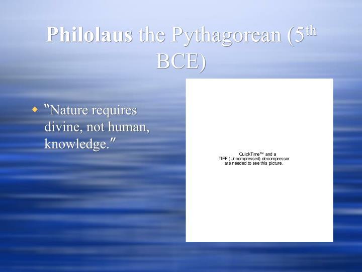 Philolaus