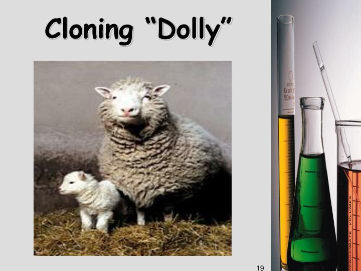 "Cloning ""Dolly"""