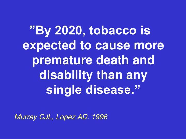 Murray CJL, Lopez AD. 1996
