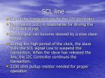 scl line