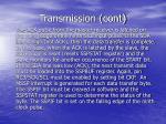 transmission cont