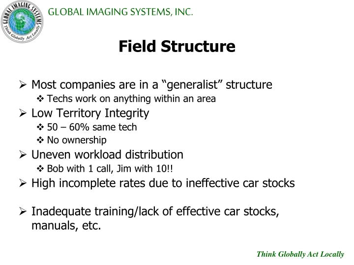 Field Structure