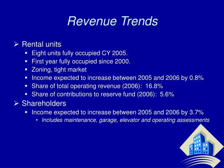 Revenue Trends