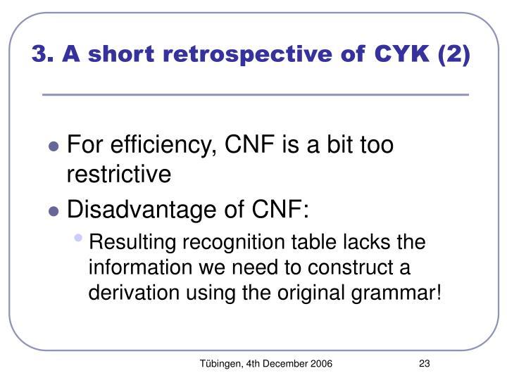 3. A short retrospective of CYK (2)