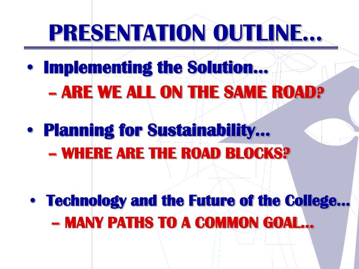 Implementing the Solution…