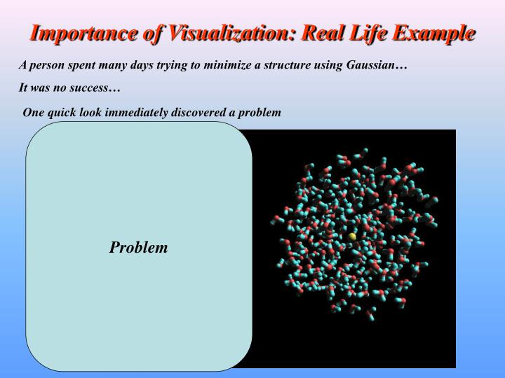 Importance of Visualization: Real Life Example