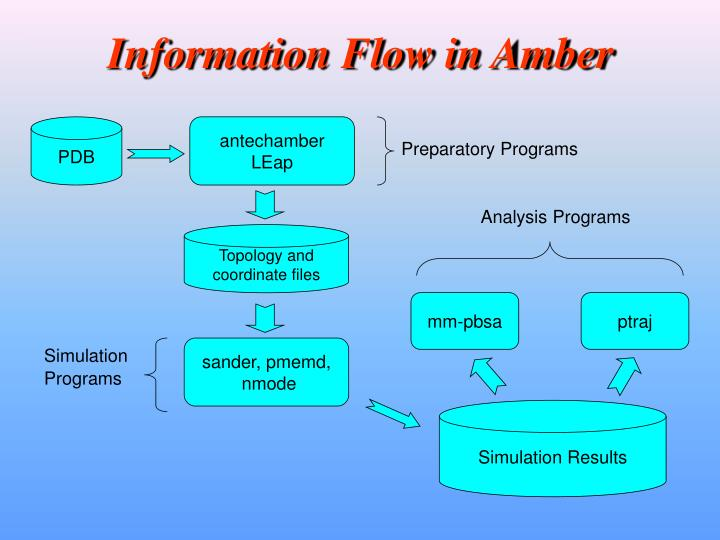Information Flow in Amber