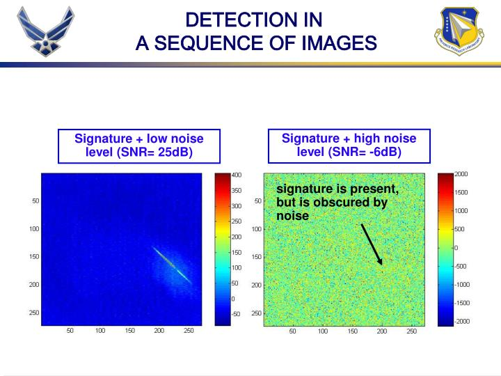 DETECTION IN