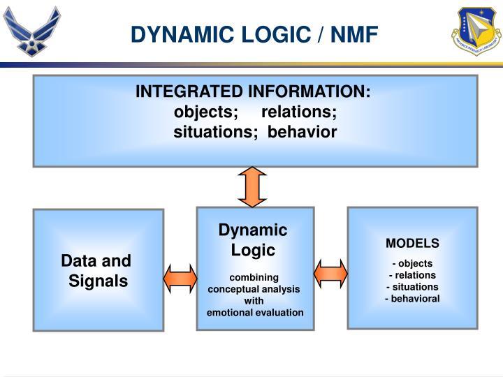 DYNAMIC LOGIC / NMF