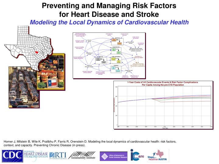 Preventing and Managing Risk Factors