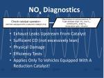 no x diagnostics7