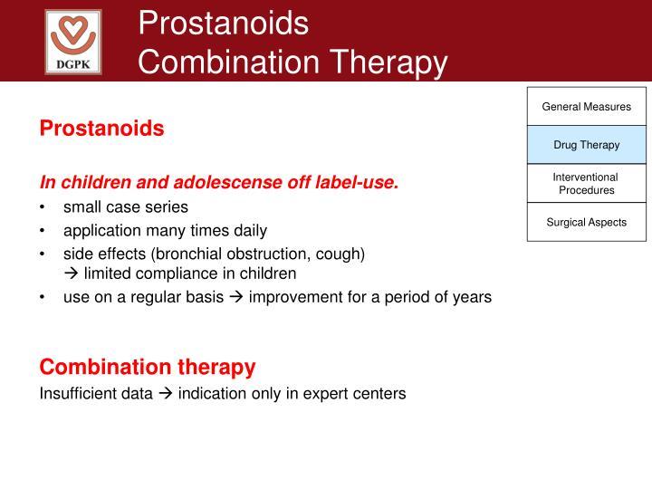 Prostanoids