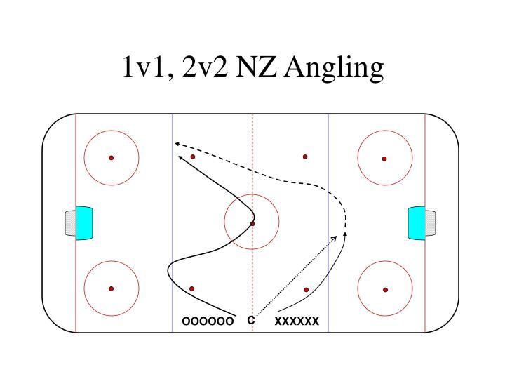 1v1, 2v2 NZ Angling