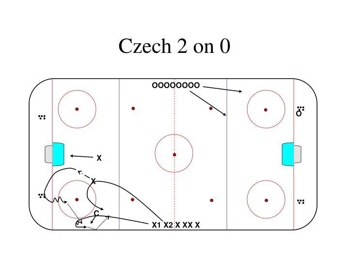 Czech 2 on 0