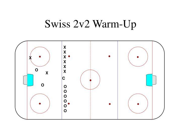 Swiss 2v2 Warm-Up
