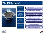 why ici services
