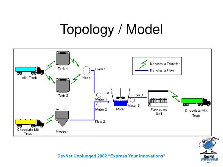 Topology / Model