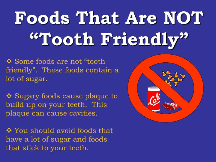 Foods That Are NOT