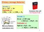primary storage batteries