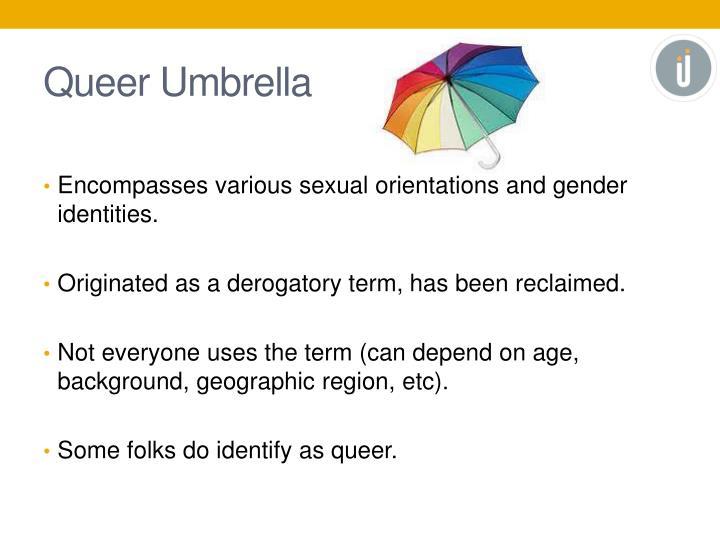 Queer Umbrella
