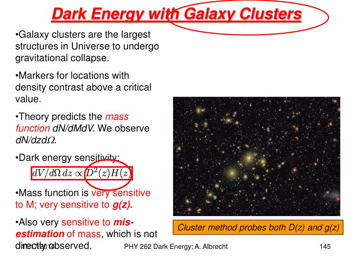 Dark Energy with Galaxy Clusters