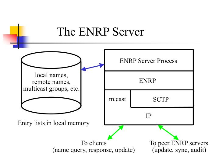 The ENRP Server