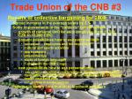trade union of the cnb 3