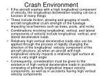 crash environment2