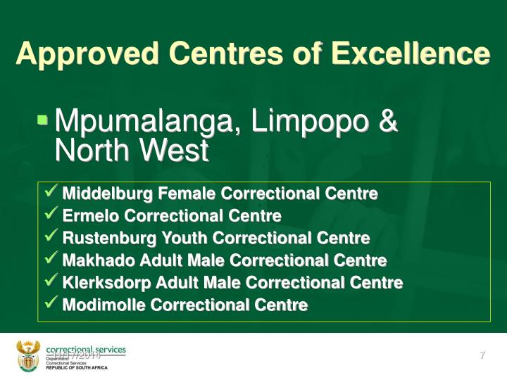 Mpumalanga, Limpopo &  North West