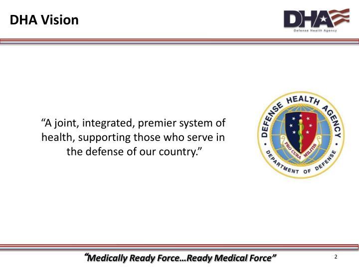 DHA Vision