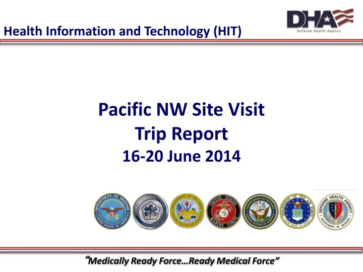 Health Information and Technology (HIT)