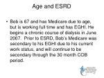 age and esrd1
