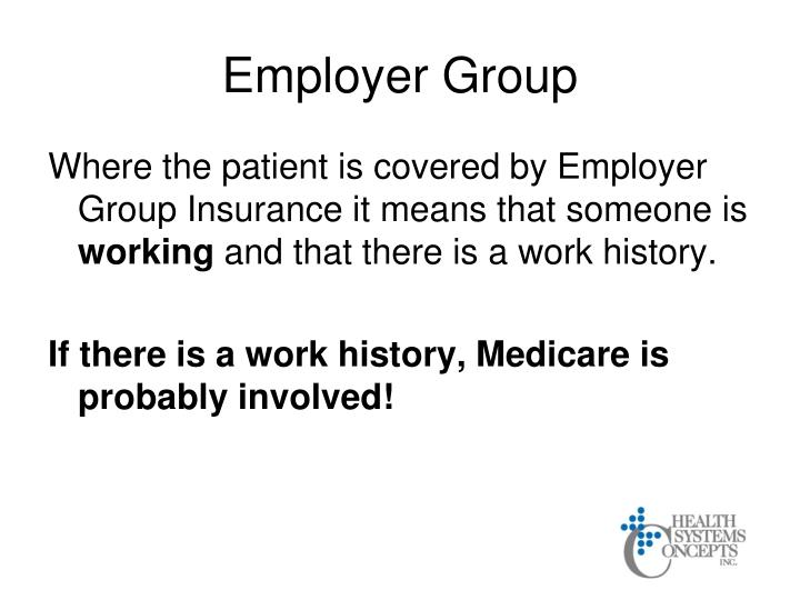 Employer Group