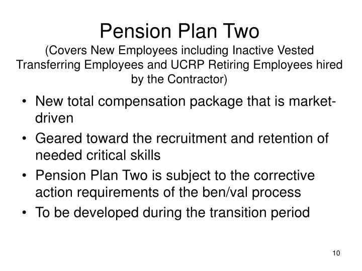 Pension Plan Two